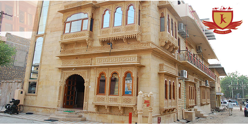Hotel Jessul Kot Jaisalmer
