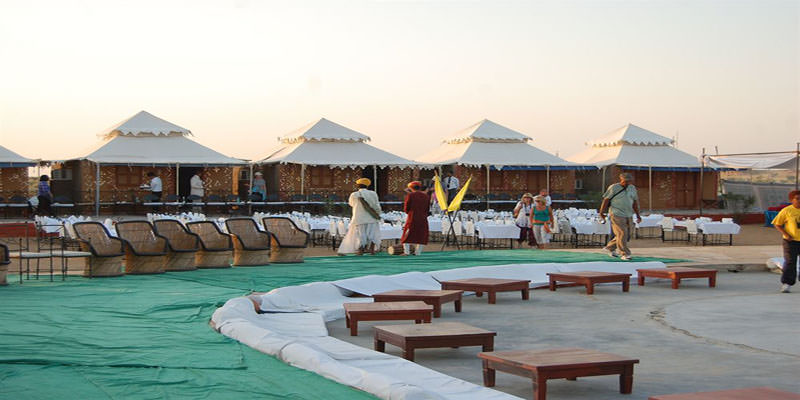 Hotel K K Resorts & Camp Jaisalmer