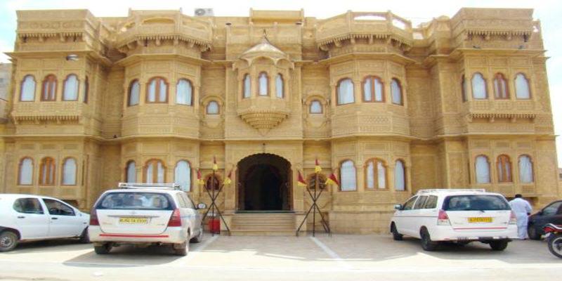 Hotel Lalgarh Fort & Palace Jaisalmer