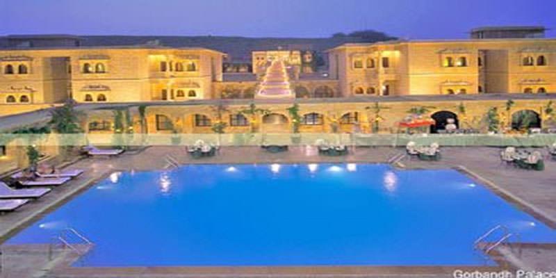 Hotel Mandir Palace Jaisalmer