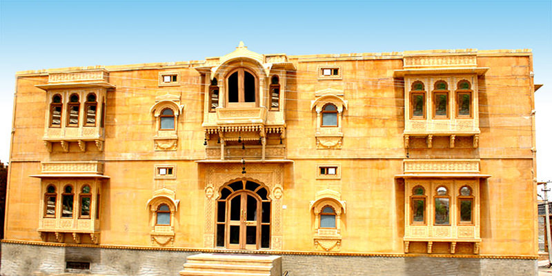 Hotel Marina Mahal Jaisalmer