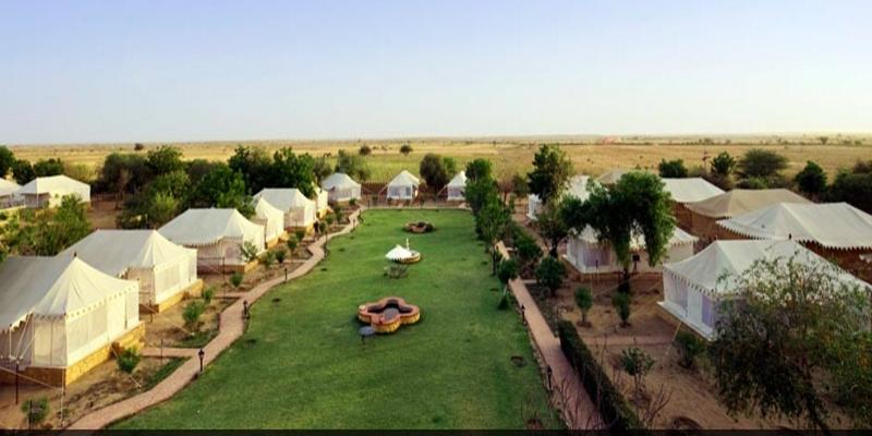 Hotel Mirvana Nature Resort Jaisalmer