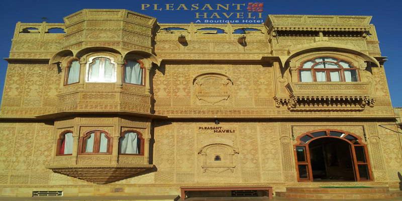 Hotel Pleasant Haveli Jaisalmer