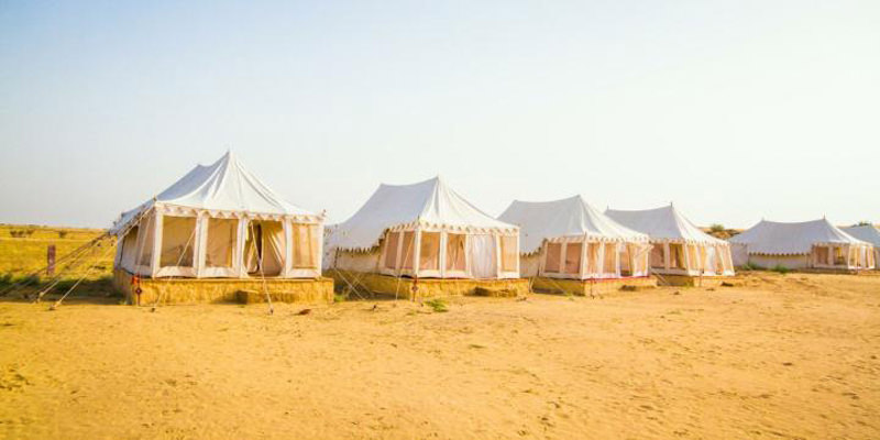 Hotel Prince Desert Camp Jaisalmer