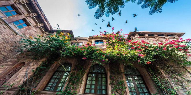 Hotel Ranbanka Palace