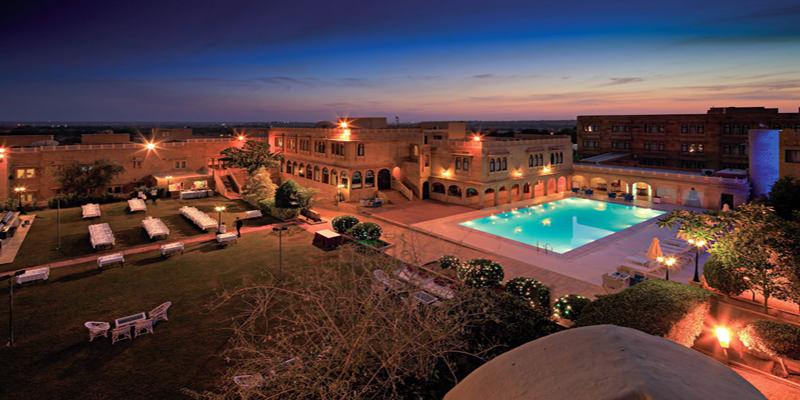 Hotel Rang Mahal Jaisalmer