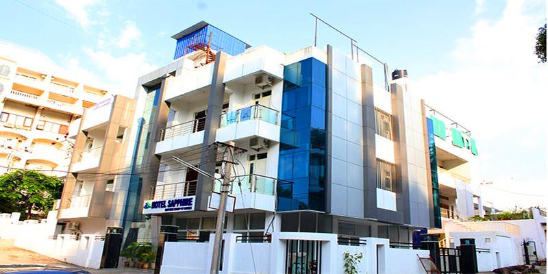 Udaipur Hotels 3 Star Hotel Sapphire ...