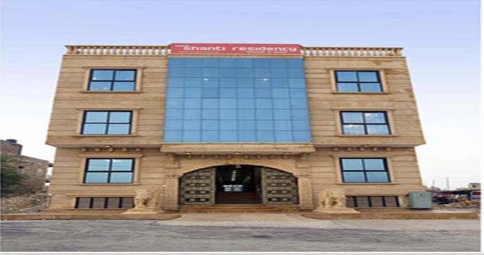 Hotel Shanti Residency Jaisalmer