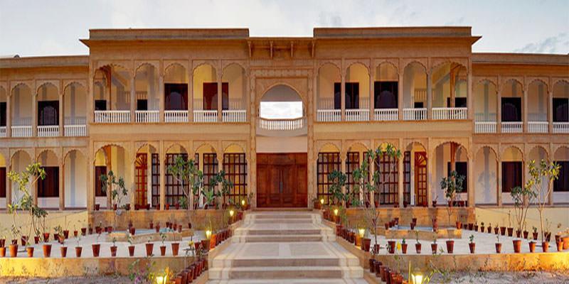 Hotel The Royal Court Jaisalmer