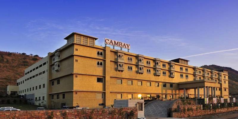 Hotel Cambay Spa Resort Udaipur Udaipur