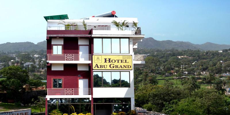 Hotel Abu Grand Mount Abu