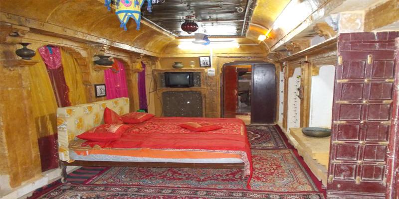 Hotel Desert Haveli Guest House Jaisalmer