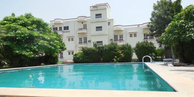 Hotel Green park Resort Pushkar
