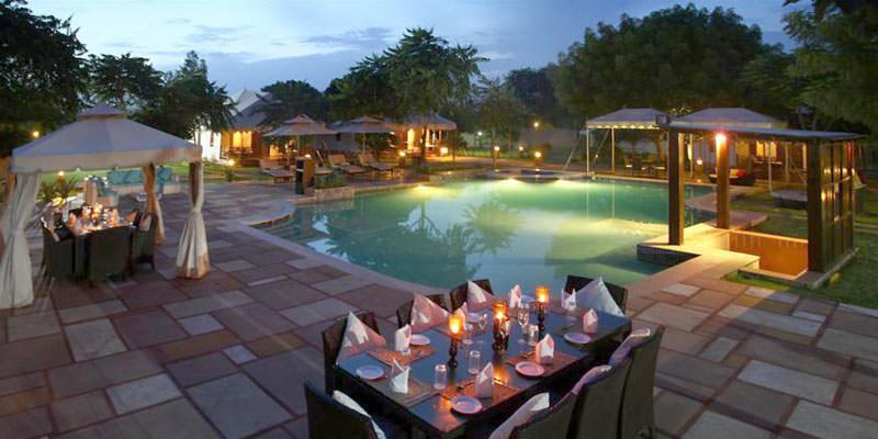 Hotel Greenhouse Resort Pushkar