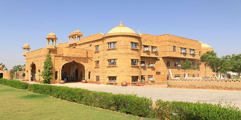 Hotel Jaisalgarh Jaisalmer