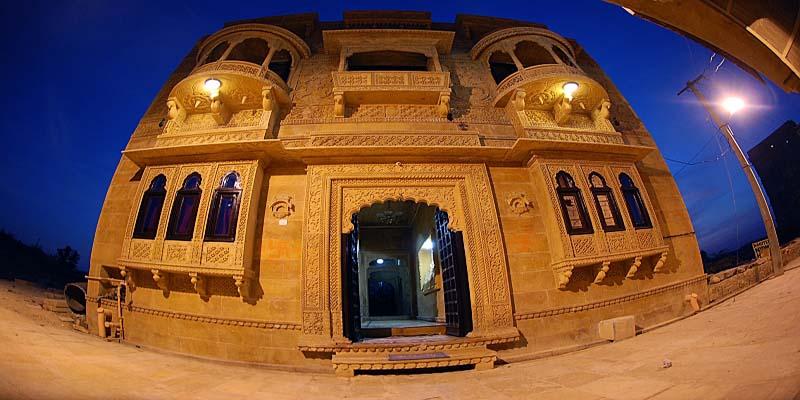 Hotel La Diva Homestay Jaisalmer