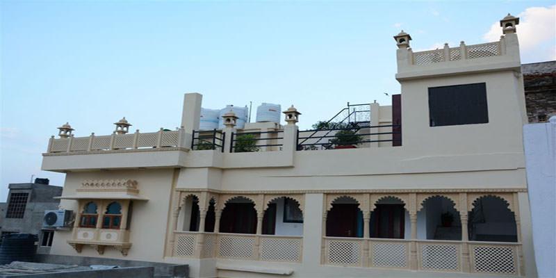 Hotel Mewari Villa Udaipur