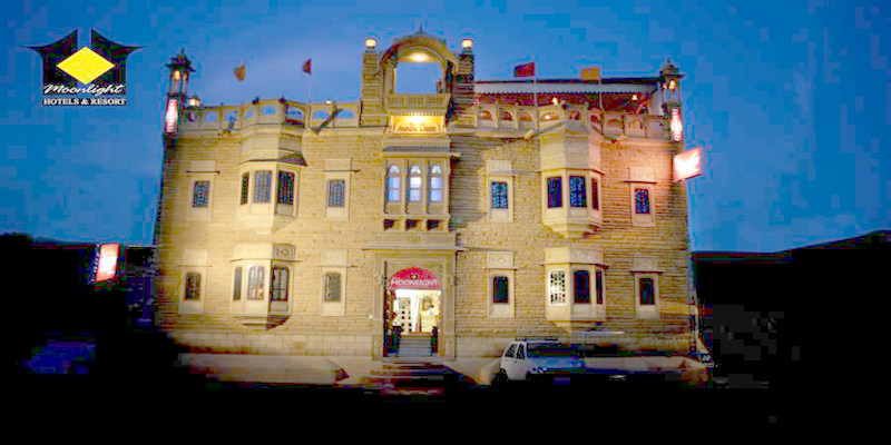 Hotel Moonlight Resort Jaisalmer