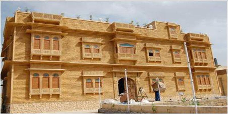 Hotel Pushp Mahal Jaisalmer