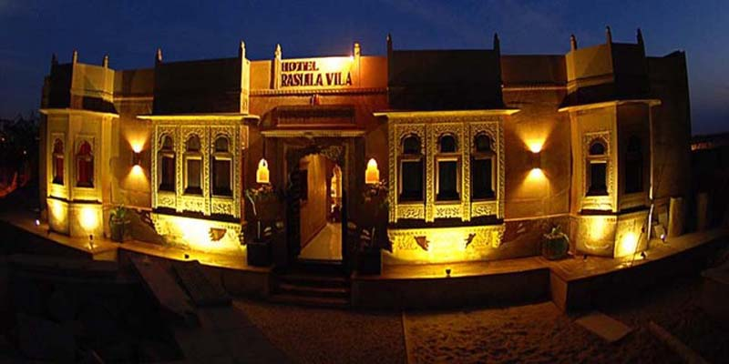 Hotel Raslila Vila Jaisalmer