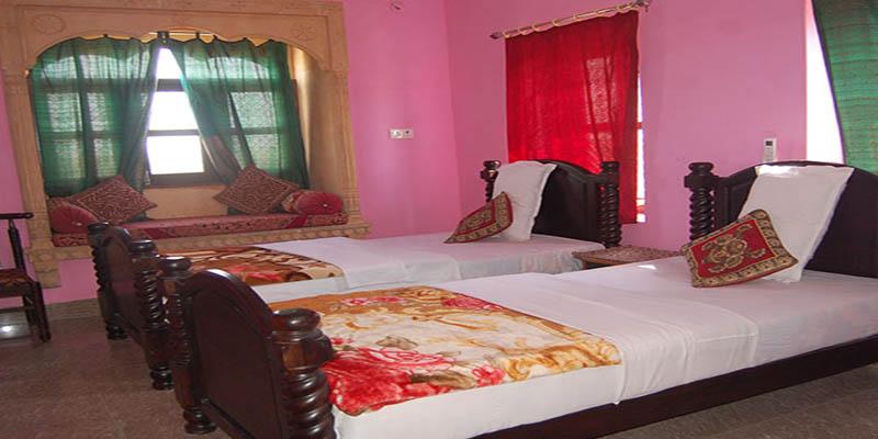 Hotel Sand Castle Jaisalmer
