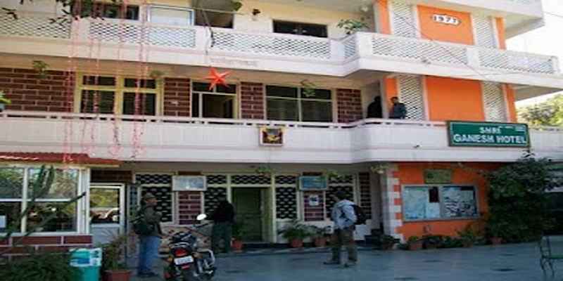 Hotel Shri Ganesh Mount Abu