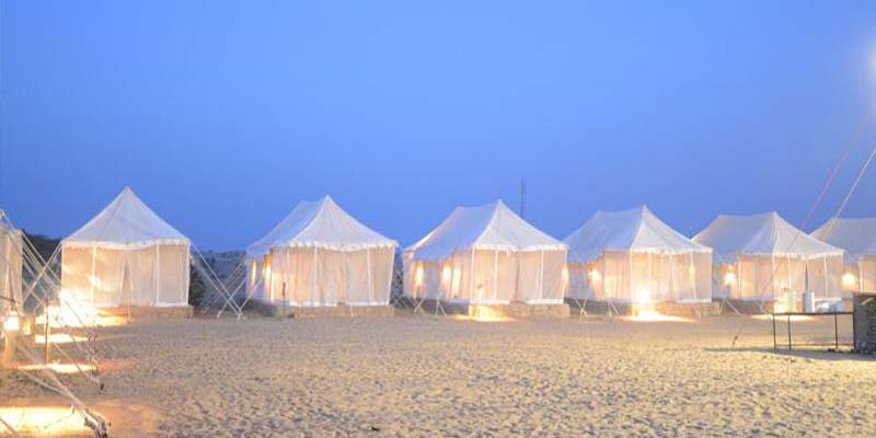 Hotel The Chirag Desert Camp Jaisalmer