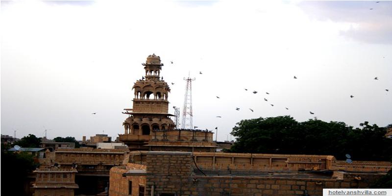Hotel Vansh Villa Jaisalmer