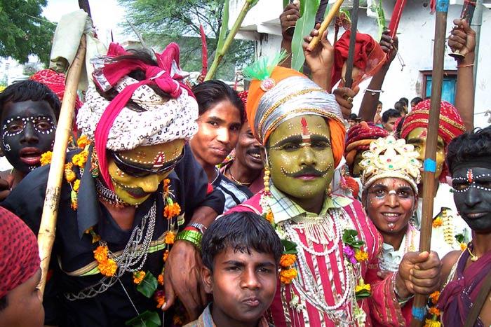 garvi festival of Mewar