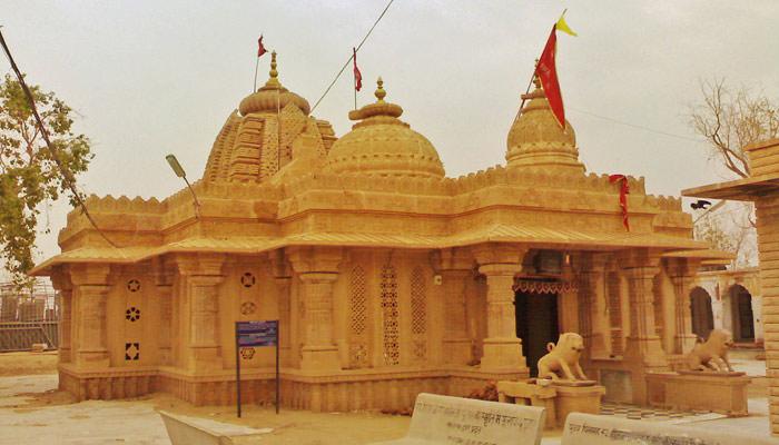 Dadhimati-Mata-Temple-in-Nagaur