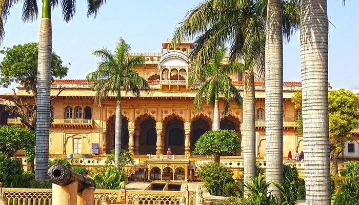Bharatpur Palace