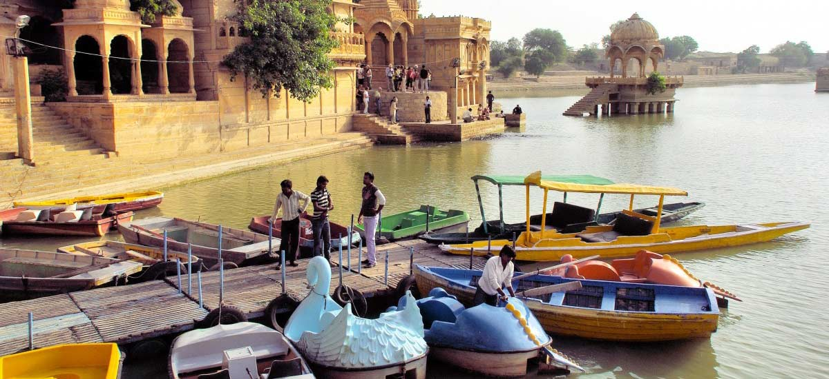 Boating in Rajasthan