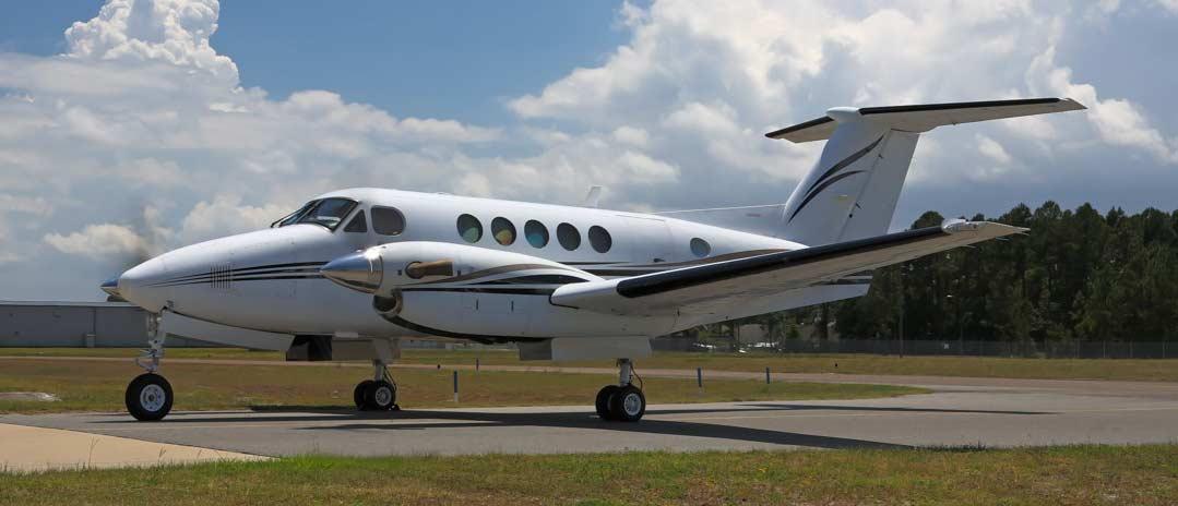 King Air B 200 Aircaraft
