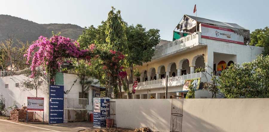 Backpacker Panda Chand Palace Pushkar
