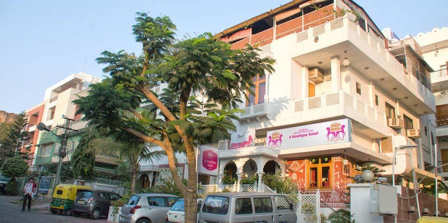 Hotel Chitra Katha Jaipur