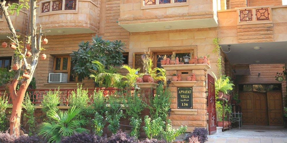 Apnayt Villa Jodhpur